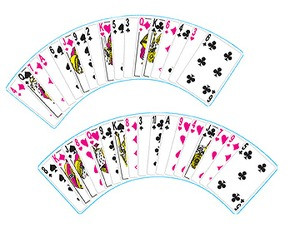 Boomerang Cards Across (3 pack)