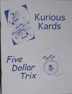 Kurious Kards - Five Dollar Tricks