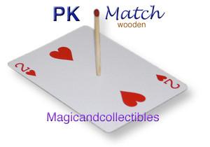 PK Wooden Match