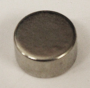 "Super strong Neodymium Magnet .500"" x .250"" (2)"