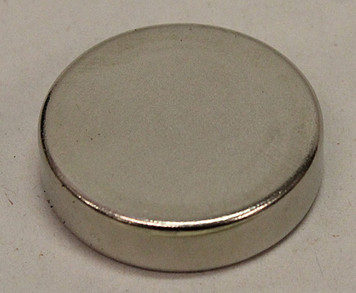 "Super strong Neodymium Magnet 1.00 x .250"" (2)"
