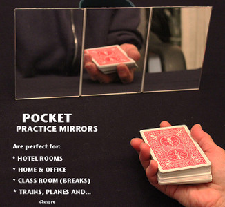Pocket Practice Mirrors