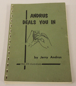 Andrus Deals You In, Auto'd