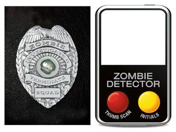Zombie Detective Refill