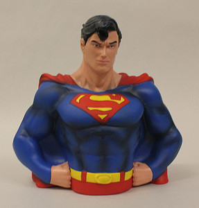 Marvel Superman Bust Bank #2