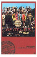 "Beatles ""Sgt. Pepper's"" Poster"