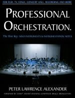 Professional Orchestration Vol. 1: