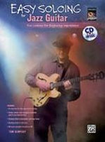 Easy Soloing: Jazz Guitar