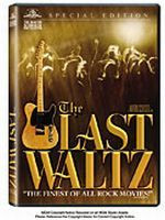 The Last Waltz - The Band DVD