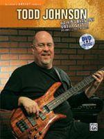Todd Johnson Walking Bass Line Module System, Volume 1
