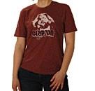 Melodic Red T-Shirt (Medium)