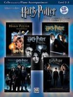Harry Potter- Instrumental Solos for Strings (Movies 1-5) [Cello