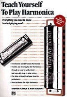 Teach Yourself to Play Harmonica -  Book, Enhanced CD & Harmonic
