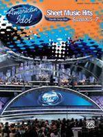 American Idol Sheet Music Hits - Favorite Songs from Seasons 5-7