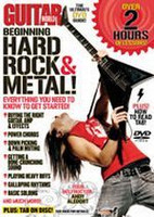 Guitar World: Beginning Hard Rock & Metal! DVD