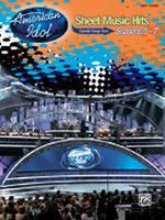 American Idol® Sheet Music Hits, Seasons 5-7 Easy Piano