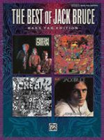 The Best of Jack Bruce Authentic Bass TAB