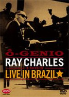 O Genio: Live in Brazil - Ray Charles DVD
