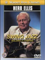 Herb Ellis - Swing Jazz Soloing & Comping DVD