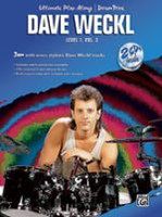 Ultimate Play-Along Drum Trax: Dave Weckl, Level 1, Volume 2