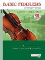 Basic Fiddlers Philharmonic: Celtic Fiddle Tunes - VIOLIN