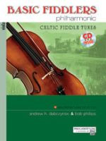 Basic Fiddlers Philharmonic: Celtic Fiddle Tunes - VIOLA