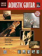 Acoustic Guitar Method Complete