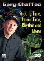 Sticking Time, Linear Time, Rhythm and Meter DVD