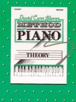 David Carr Glover Method for Piano: Theory, Primer