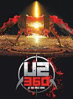 U2: 360° At the Rose Bowl -  Blu-Ray Disc