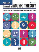 Essentials of Music Theory: Complete - Book Only