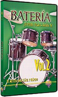 Bateria Vol. 2 DVD