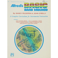 Alfred's Basic Band Method, Book 1