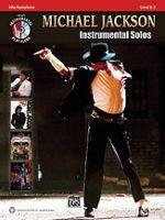 Michael Jackson Instrumental Solos - Alto Saxophone