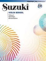Suzuki Violin School Violin Part & CD, Volume 1