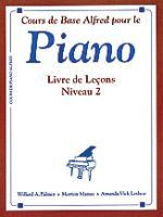 Alfred's Basic Piano Course: French Edition Lesson Book 2