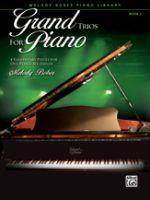 Grand Trios for Piano, Book 2