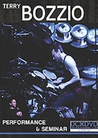 Terry Bozzio: Performance & Seminar 2 DVD-Set