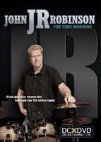 John JR Robinson: The Time Machine DVD