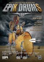 EpiK DrumS EDU - 2 DVD Set