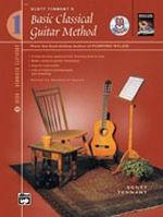Basic Classical Guitar Method, Book 1, Book & DVD