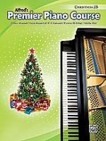 Premier Piano Course: Christmas Book 2B