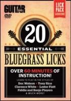 Guitar World: 20 Essential Bluegrass Licks DVD