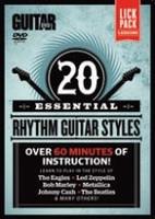 Guitar World: 20 Essential Rhythm Guitar Styles DVD