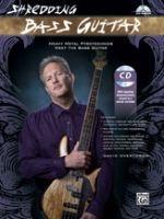 Shredding Bass Guitar