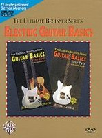 Ultimate Beginner Series: Electric Guitar Basics Steps 1 & 2 DVD