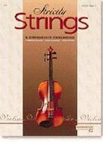 Strictly Strings, Book 1 - Violin
