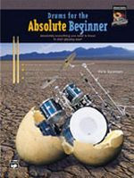 Drums for the Absolute Beginner (Book & DVD)