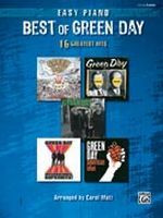 Best  of Green Day - Easy Piano