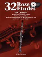 32 Rose Etudes for Clarinet